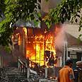 Escalating violence Photo: Reuters