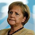 'Deceiving ourselves.' Merkel Photo: AP