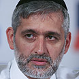 Interior Minister Eli Yishai Photo: Hagai Aharon