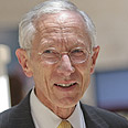 Stanley Fischer Photo: Hagai Aharon