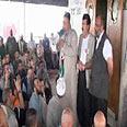 Bulent Yildirim addressing passengers