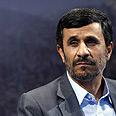 Ahmadinejad. Signed the boycott Photo: Reuters