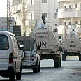 UNIFIL forces in Lebanon Photo: AFP
