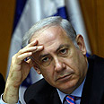 Netanyahu. Party issues? Photo: Reuters