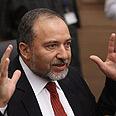 Lieberman: Raed Salah, Zoabi fighting Zionism Photo: Gil Yohanan