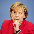 German Chancellor Angela Merkel Photo: AFP