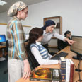 About 10,000 haredim work in high-tech, 75% of them women (archives) Photo: Elad Gershgoren