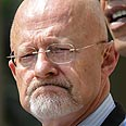 Clapper. 'No pursuit of violence' Photo: AP