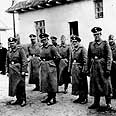 Nazi Guards in Belzec Extermination Camp, 1942 Photo: AP