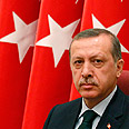 Turkish PM Erdogan. Frequent outbursts against Israel Photo: Reuters