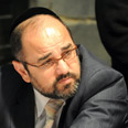 Minister Margi. 'Tzohar rejected suggested solution' Photo: Effi Sharir