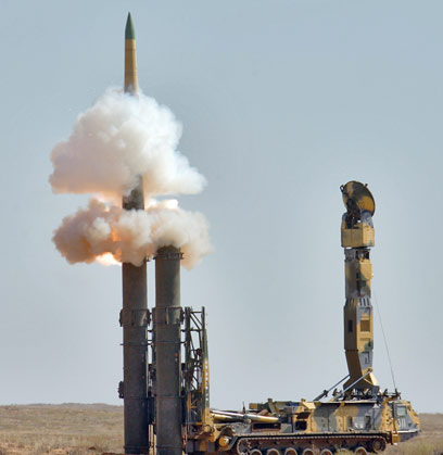 S-300 missile system (Photo: AFP)