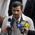 'Indestructible.' Ahmadinejad