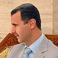 Assad. 'Resistance is the answer' Photo: AFP