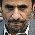 'Shared rival.' Ahmadinejad Photo: Reuters