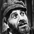 Topol as Tevye. 'You can't go wrong with this role' Photo: Getty Images Bank