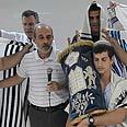 Messianic Jews at prayer center in Jerusalem Photo: Guy Assayag