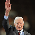 Jimmy Carter Photo: AFP