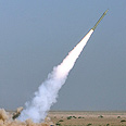 Fateh-110 missile (archives)