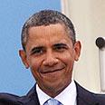 Show a little modesty. Obama Photo: AP