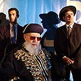 Rabbi Yosef. Against 'fake wigs' Photo: AP