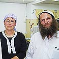 Talya and Yitzhak Imes