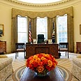 Oval Office Photo: AP