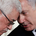 Butting heads. Netanyahu and Abbas Photo: Reuters