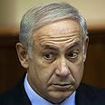 Netanyahu. Praised F-35 jets Photo: AFP