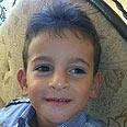 Palestinian child saves three other people – Abdul Hai Salhut