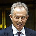 Tony Blair Photo: AFP