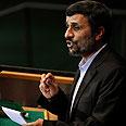 Iran's Ahmadinejad. Hijacked Palestinian issue? Photo: Reuters