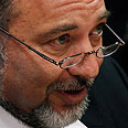 Lieberman. Chutzpa and contempt Photo: Reuters