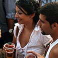 Taybeh beer festival in Ramallah (archives) Photo: AFP
