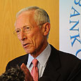 Stanley Fischer Photo: Gil Yohanan