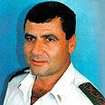 Colonel Nabi Mer'ei Photo: Courtesy of Mer'ei family
