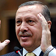 Turkish PM Erdogan. 'Israel close to losing Turkey' Photo: Reuters