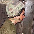 1,805 days in captivity. Gilad Shalit Photo: Vadim Lidin