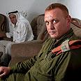 Hisham Abu Varia. 'IDF is entry pass into society'