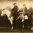 Nicolaas and Hendrikje Plantinga Photo sourtest of Yad Vashem