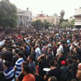 'Loyalty our weapon.' Kfar Kassem rally