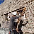 Construction in Jerusalem Photo: Reuters