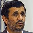 Slapped? Ahmadinejad Photo: Reuters