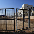 Illegal school Kiryat Gat Photo: Tsafrir Abayov
