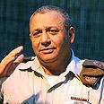 Maj.-Gen. Gadi Eisenkot Photo: Ofer Amram