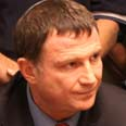 Minister Edelstein Photo: Ohad Zwigenberg