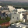 Kibbutz Ma'ayan Baruch Photo: Asi Cohen and Mohammed Shinawi