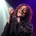 Singer Yehudit Ravitz Photo: Ofer Amram