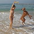 Israelis happier than Americans Photo: Yaron Brener