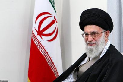 Khamenei Iran's spiritual leader
